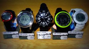Hodinářství a klenoty Soukupovi Olomouc Povel ukázka zboží příjemné ceny levné náramkové hodinky pánské sportovní