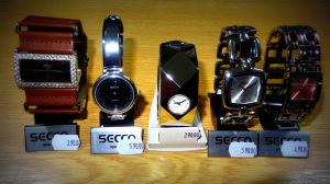 Hodinářství a klenoty Soukupovi Olomouc Povel ukázka zboží příjemné ceny levné dámské náramkové hodinky
