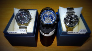 Hodinářství a klenoty Soukupovi Olomouc Povel ukázka zboží příjemné ceny levné dámské pánské náramkové hodinky